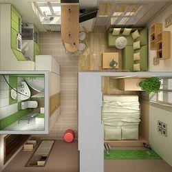 15 Designideen für kleine Wohnungen | jocelynkelley.com
