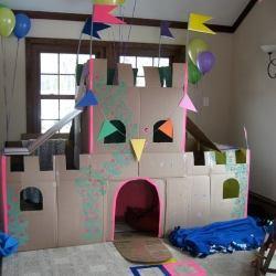 Wie Man Ein Haus Aus Pappe Fur Kinder Macht Jocelynkelley Com