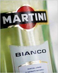 Bianco richtig servieren martini Wie man