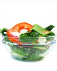 7 zile de meniu vegetarian: 2000 cal / zi