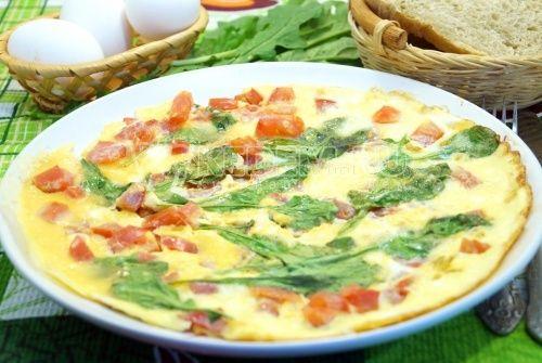 pierderea în greutate omelete