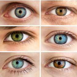 diamant de testare a ochilor