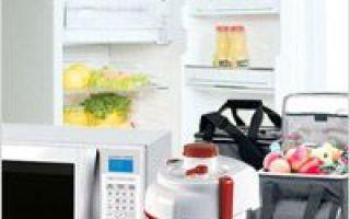 Tehnici de bucătărie în țară: ce să luați cu dvs.