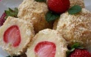 Bomboana de fitness: 5 retete pentru dulciuri utile