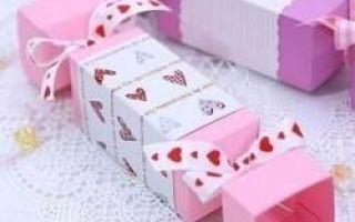 Como fazer doces de papel