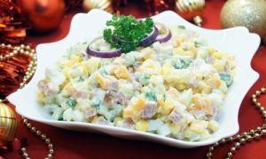 Štědrý salát