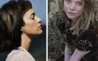 Você já adivinhou que incomum nessas imagens femininas?