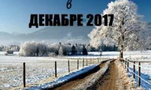 Previziune astrologică pentru semnele Zodiacului pentru DECEMBRIE 2017