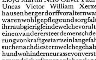 Der längste Name der Welt besteht aus 700 Buchstaben