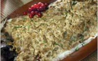 Bucătărie kareliană
