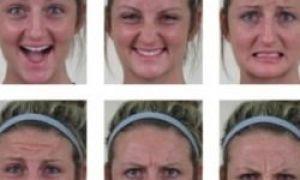 Nasza twarz może wyrazić 22 emocje