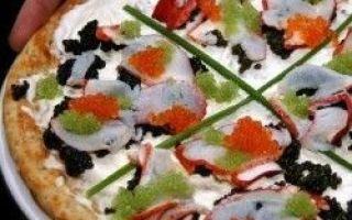 10 najdroższych pizzy na świecie