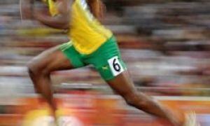 Der beste Läufer der Welt kann noch schneller laufen