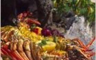Bucătăria din Caraibe