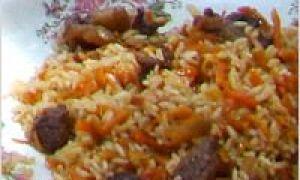 Uzbecká kuchyně