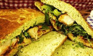 Lavt kalori brød