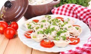 """Pelmeni """"Amur"""" ble et gastronomisk symbol på Amur-regionen"""