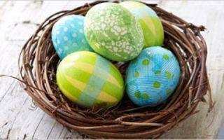 Nápady pro obsluhu velikonoční tabulky