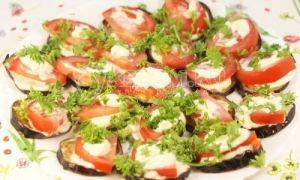 Lilek s rajčaty