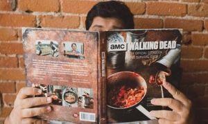 """Kulinarisk bok basert på serien """"Walking Dead"""""""