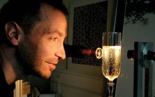 Tajemství šampaňského je odhaleno