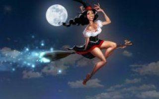 Test: Was für eine Hexe bist du?