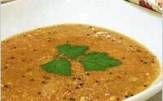 Indian Cuisine: Principalele feluri de mâncare