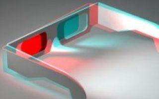 Como fazer óculos 3D com suas próprias mãos