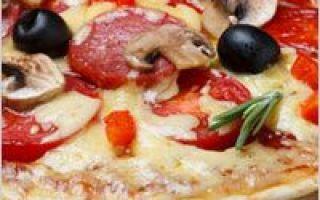 Wie man Pizzateig macht