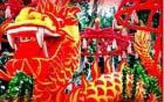Čínský nový rok. O tradicích