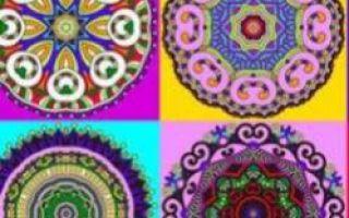 10 mandali, które pomogą ci odzyskać jasność życia