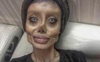Sugar Tabar: 5 Fakten über ein Zombiemädchen, das wie Angelina Jolie sein möchte