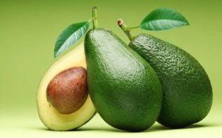Avocado hilft, den hormonellen Hintergrund auszugleichen