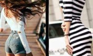 7 truques que aumentam visualmente a bunda e reduzem a cintura