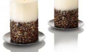 Jak vyrobit svíčku s vůní kávy s vlastními rukama